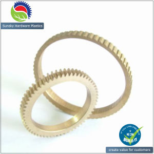 Brass Gears for Geard Motor pictures & photos