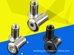 Factory Outlet Furniture Fitting Connector Nut pictures & photos