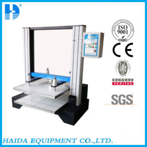 Micro Computer Box Compression Tester Compression Test Machine for Carton Board Packaging pictures & photos