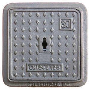 OEM Iron Casting Manhole Cover Frame for Drainage System pictures & photos