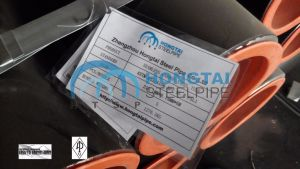 High Quality Hot Rolled ASME A53 Gr B Seamless Steel Pipe with API Certificate pictures & photos