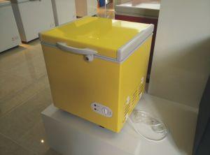 308L 12V/24V Compressor Big Solar Refrigerator Freezer pictures & photos