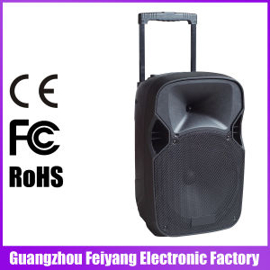 Feiyang/Temeisheng Bluetooth Wireless Speaker Active Speaker with Trolley---F87 pictures & photos