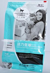 Stand up Zipper Bag Aluminum Foil Packaging Pet Food Bag pictures & photos