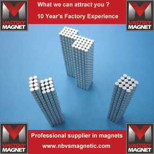 N38 N42 N45 N48 N50 N52 Neodym Magnet Permanent Magnetic Material pictures & photos