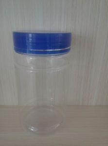 Aluminum Screw Cap Bottles for Foodstuff Plastic Packaging pictures & photos