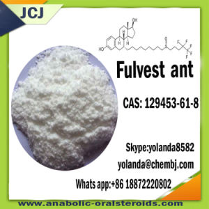 Anti Estrogen Steroid Hormone Fulvestant / Faslodex CAS 129453-61-8 pictures & photos