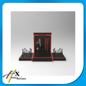 Professional Wholesale High Glossy Lacquer Wood and Acrylic Watch Display pictures & photos