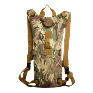 Nylon Travel Sports Bag Backpack with Bladder pictures & photos