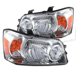 Car Crystal Front Lamp Head Lamp pictures & photos
