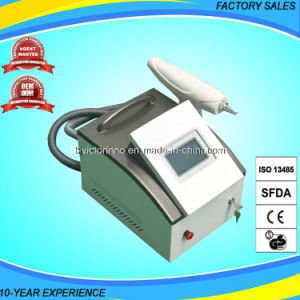 Portable Q-Switch Tattoo Removal ND YAG Laser Machine pictures & photos