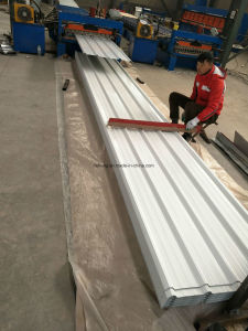 Prime 840 PPGI & PPGL Roofing Sheets pictures & photos