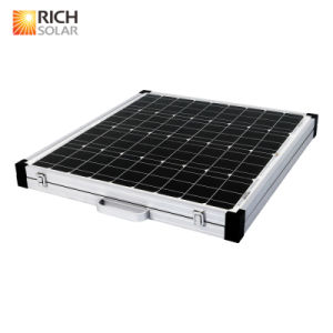 160W 12V Foldable Solar Panel with UL Certificates pictures & photos