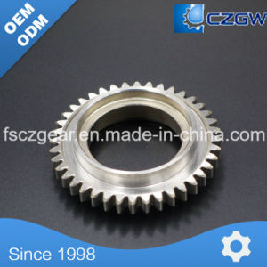 Spur Gear, Machined Part, OEM and ODM in Foshan City pictures & photos