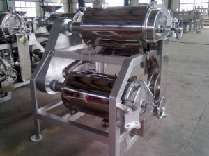 Fruit Pulper in Single/Doule-Stage for Tomato, Grape, Banana, Strawberry Processing pictures & photos