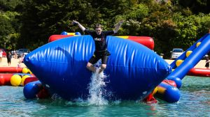 Customized Size Inflatable Jump Air Bag Water Blob for Sale pictures & photos