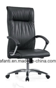 Office Furniture High Back Leather Executive Swivel Manager Chair (A178) pictures & photos