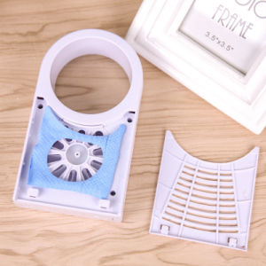 Student Mini Manual Hold Mute No Fan Blade USB Fan pictures & photos