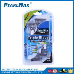 Manual Two Blades Safety Shaving Razor Factory pictures & photos