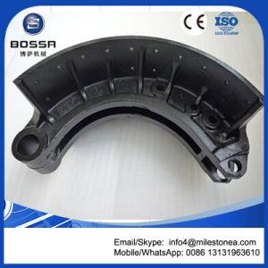 Cast Iron Casting Parts Brake Shoe, Oil Brake Shoe Air Brake Shoe for Truck pictures & photos
