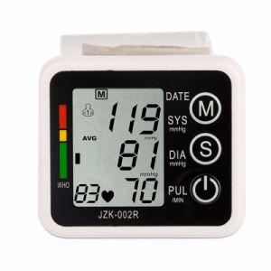 Health Care Product Germany Chip Automatic Wrist Digital Digital Blood Pressure Monitor pictures & photos
