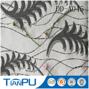 100% Polyester Knitted Mattress Ticking Fabric pictures & photos