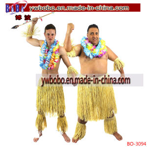 Handmade Flowered Carnival Costumes Party Items (BO-3094) pictures & photos