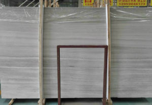 White Wooden Marble Slab, Marble Slab, Wooden Marble Slab pictures & photos