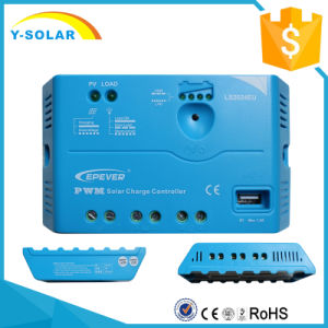 Epever 20A 12V/24V USB-5V/1.2A Solar/Controller Driver Ls2024EU pictures & photos