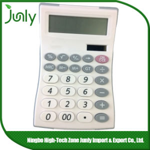 12 Digit Dual Power Calculator Flexible Electronic Calculator