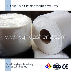 Roll Towels, Dry Towels, 100% Rayon. Eco-Friendly Washcloth, Nonwoven Cleaning Wipes pictures & photos