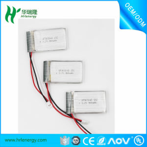 1800mAh 903475 Lithium Polymer Battery Pack for Cordless Medical Device pictures & photos