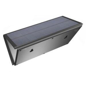 Solar Motion Sensor Light, Outdoor Security Solar Light 800lm Solar Powered Light, Wireless Security Light/ Wall Light/ Night Light 4 Lighting Modes pictures & photos