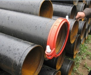 ASTM A795 Grooved End ERW Steel Pipe for Fire Protection pictures & photos
