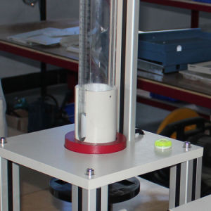 New Design of ASTM and ISO Foam Material Drop Ball Rebound Resilience Test pictures & photos