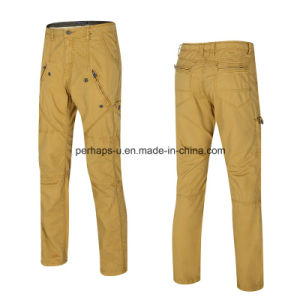 New Men ′s Overalls Multi-Bag Outdoor High-Grade Cotton Trousers pictures & photos