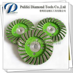 Metal Bond Snail Lock Polishing Pad pictures & photos