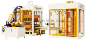 QGM QT6 Automatic Concrete Block Making Machine-Small Type pictures & photos