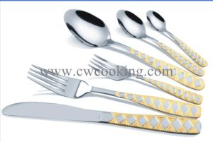 12PCS/16PCS/24PCS/72PCS/84PCS/86PCS High Class Stainless Steel Flatware Cutlery Tableware (CW-CYD848) pictures & photos
