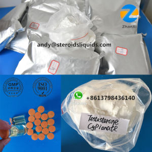 Injectable Raw Steroids Material Testosterone Cypionate Test Cyp for Bodybuilding pictures & photos