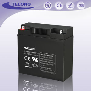 Hight Quality 12V20ah Valve Regulated Lead Acid Battery for UPS pictures & photos
