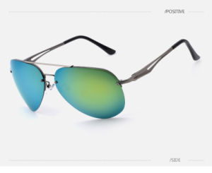 Polarized Metal Fashion Colorful Sunglasses for Outdoor (TYJ-100) pictures & photos