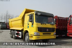 HOWO 6X4 25 Ton Dump Truck with Best Price for Sale pictures & photos