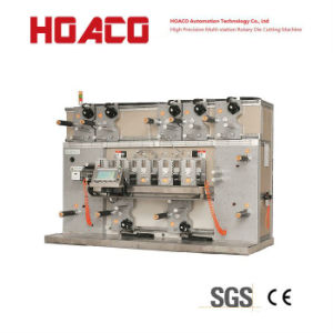Asynchronous Die-Cutting/ Rotrary Die Cuting Machine/ Die Cutting Machine/ 5 Stations
