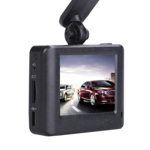 Full HD Dashboard Front View 14o Degree Car DVR pictures & photos