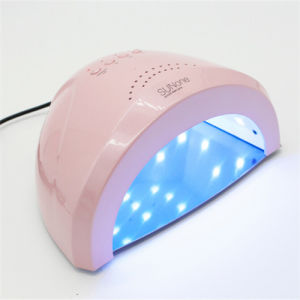 Nail Dryer Machine 48W UV Lamp 365+405nm LED White Light for Nail Polish Nail Gel Nail