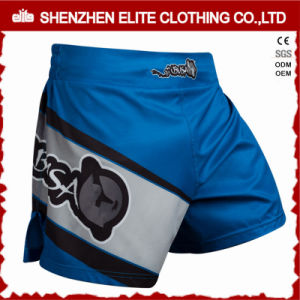 Hot Selling Latest MMA Shorts Blue (ELTMSI-28) pictures & photos