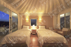 131 Safari Tent Hotel Tent 6X6m pictures & photos