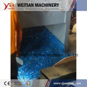 Plastic Crusher for HDPE/PP/PE Round Buckets pictures & photos
