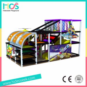 Space Theme Children Indoor Playground Ce Standard (HS16902) pictures & photos